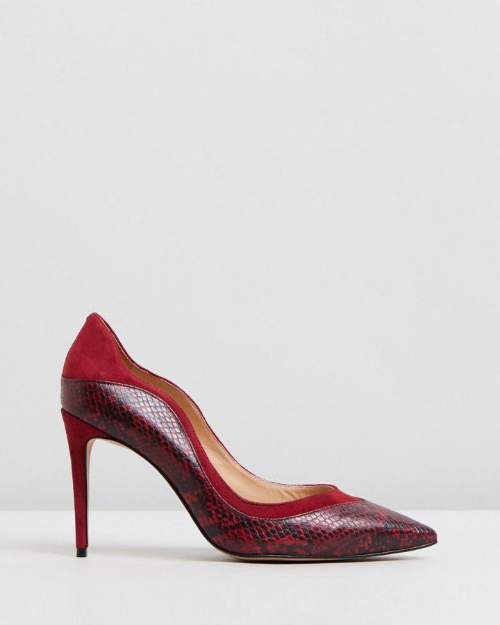 Daiani - Red Snakeskin