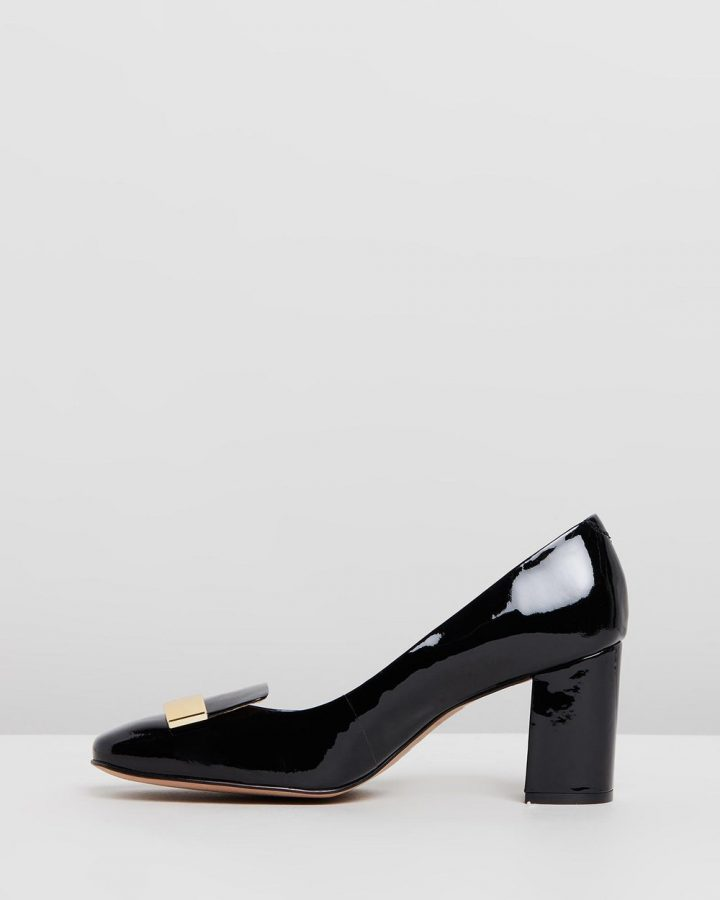 Candice - Black Patent