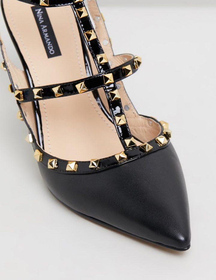 Kelsie - Black & Gold