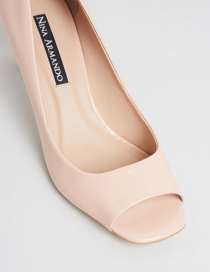 Maggie - Nude Patent